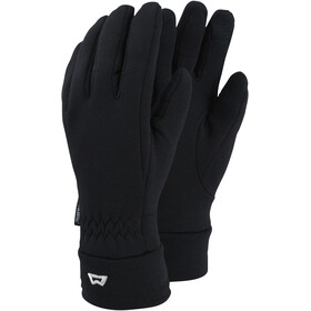 Mountain Equipment Guantes Pantalla Táctil Hombre, black